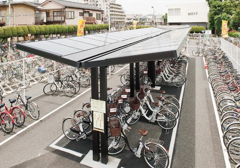 桜新町レンタサイクルポート