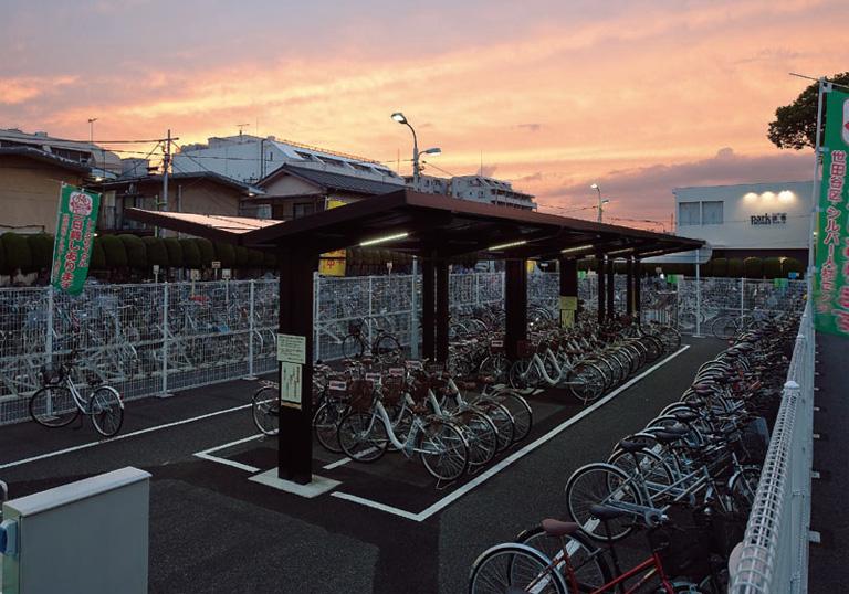桜新町レンタサイクルポート2