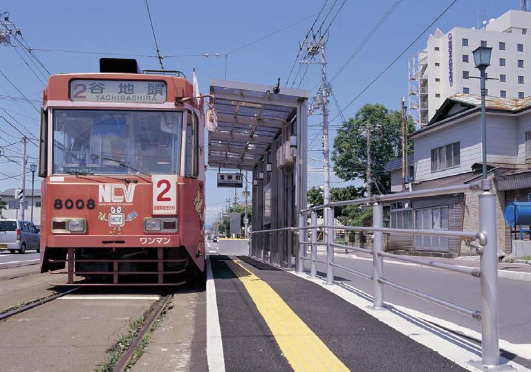 函館市交通局 宝来町駅2