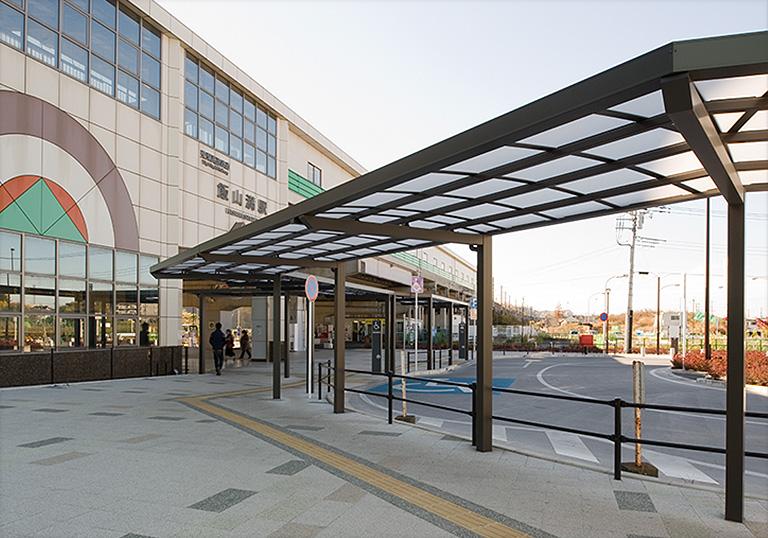 東葉高速鉄道 飯山満駅1