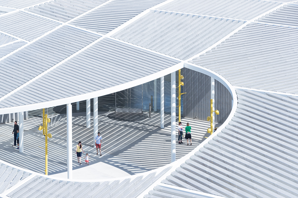 SO-IL《the manetti shrem museum》